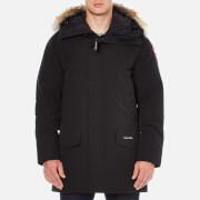 Canada Goose Men's Langford Parka Jacket - Black
