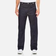 Levi's Vintage Men's 1933 501 5 Pocket Straight Fit Jeans - Rigid