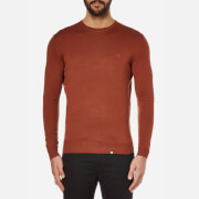 Pretty Green Men's Mosely Crew Neck Jumper - Spice