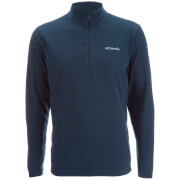Columbia Men's Klamath Range II Fleece - Collegiate Navy