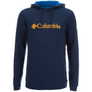 Columbia Men's Basic Logo Hoody - Collegiate Navy