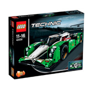 LEGO Technic: 24 Hours Race Car (42039) - USED