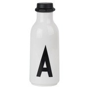 Design Letters Water Bottle - A