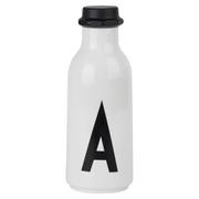 Design Letters Water Bottle - A