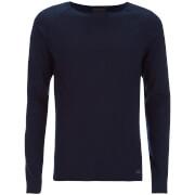 Pull Produkt pour Homme Twist Knit -Bleu
