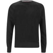 Produkt Men's Knit Raglan Crew Neck Sweatshirt - Black