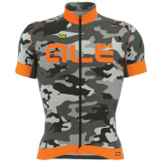 Alé PRR 2.0 Camo Jersey - Black/Orange