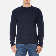 Edwin Men's United Sweatshirt - Navy