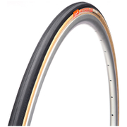 Clement Strada LGG Clincher Road Tyre 60 TPI - Black/Tan - 700x32c