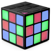 Itek I58036 Bluetooth LED Cube Speaker