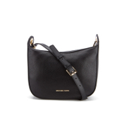MICHAEL MICHAEL KORS Women's Raven Mid Messenger Bag - Black
