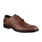 Rockport Men's City Smart Cap Toe Brogues - Tan