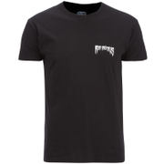 Rum Knuckles Men's Snake Beard T-Shirt - Black