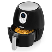 Tower T17012 4L VortX Air Fryer - Black
