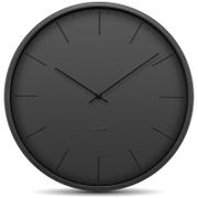 LEFF Amsterdam Tone Wall Clock 35cm - Black