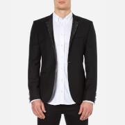 HUGO Men's Adrison Single Breasted Jacket - Black