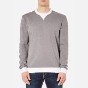 HUGO Men's Dexcalibur Crew Neck Sweatshirt - Medium Grey