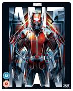Ant-Man 3D (Incluye 2D versión) - Steelbook Exclusivo de Edición Lenticular (Edición de Reino Unido)