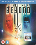 Star Trek Beyond 3D (Includes 2D Version) - Limited Edition Steelbook (UK EDITION)