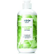 H2O+ Beauty Eucalyptus & Aloe Body Wash 12.2 Oz