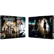 Snow White and the Huntsman - Zavvi Exclusive Steelbook with Slipcase (Limited to 2000 copies) (UK EDITION)