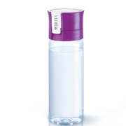 BRITA Fill & Go Vital Water Bottle - Purple (0.6L)