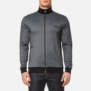 BOSS Hugo Boss Men's Zipped Jacket - Black