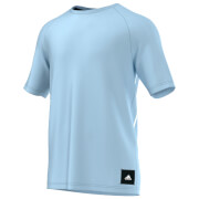 adidas Men's City 2 Graphic Training T-Shirt - Blue