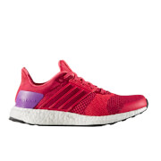 adidas Women's Ultra Boost ST Running Shoes - Red