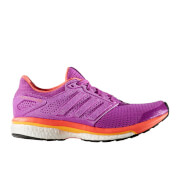 adidas Women's Supernova Glide 8 Running Shoes - Purple