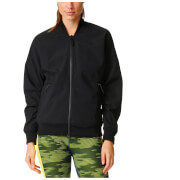 adidas Women's ZNE Training Track Top - Black