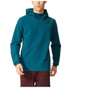 adidas Men's Workout Training Hoody - Green