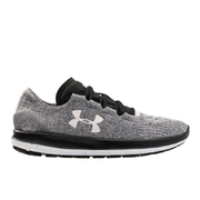 Under Armour Women's SpeedForm Slingride Running Shoes - Glacier Gray/Black