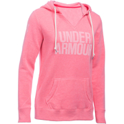 Under Armour Women's Favourite Fleece Hoody - Knock Out