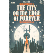 Star Trek: City on the Edge of Forever Graphic Novel
