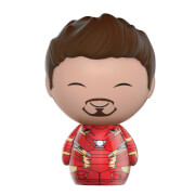 Captain America Civil War Tony Stark Limited Edition Dorbz Vinyl Figure