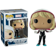 Marvel Comics Spider-Gwen (Démasqué) Figurine Funko Pop!