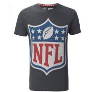 NFL Men's Logo T-Shirt - Grey