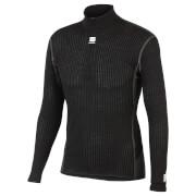 Sportful SottoZero Long Sleeve Baselayer - Black