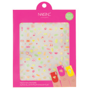 nails inc. Neon Nail Stickers