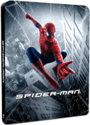 Spider-Man Steelbook Exclusivo de Zavvi Ed. Lenticular -