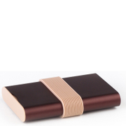 Lexon Fine Power Bank Mobile Charger - Burgundy