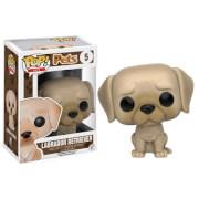 Figura Pop! Pets Vinyl Perro Labrador Retriever