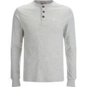 Camiseta manga larga Tokyo Laundry Timber Henley - Hombre - Beige