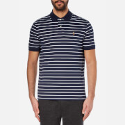 Polo Ralph Lauren Men's Custom Fit Short Sleeve Polo Shirt - French Navy