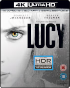 Lucy - 4K Ultra HD (+ Copie UltraViolet)