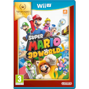 Nintendo Selects Super Mario 3D World