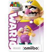 Wario amiibo (Super Mario Collection)