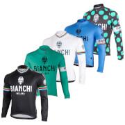 Bianchi Leggenda Long Sleeve Jersey - Black
