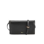 Lauren Ralph Lauren Women's Newbury Multi Cross Body Bag - Black